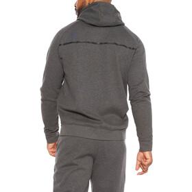 2XU Commute Hættetrøje med fuld lynlås Herrer, grå
